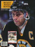 #05 March 1991-Ray Bourque Hockey Beckett