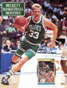 #07 February 1991-Larry Bird Basketball Becketts