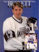#12 October 1991-Jari Kurri Hockey Beckett