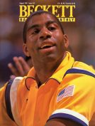 #13 August 1991-Magic Johnson Basketball Beckett