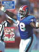 #14 May 1991-Bruce Smith Football Beckett