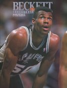 #16 November 1991-David Robinson Basketball Beckett