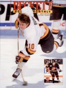 #17 March 1992-Pavel Bure Hockey Beckett