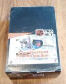 1991-92 Pro Set English Series 1 Hockey Box