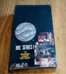 1991-92 Pro Set Platinum Series NHL Hockey Box