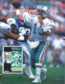 #24 March 1992-Dan Marino Football Beckett