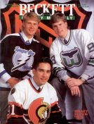 #35 September 1993-Daigle / Pronger / Graton Hockey Beckett