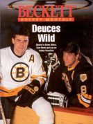 #54 April 1995-Adam Oats & Cam Neely Hockey Beckett