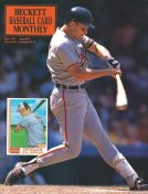 #74 May 1991-Cal Ripken Jr. Baseball Becketts