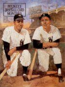 "#75 June 1991-""Yankee Fantasy"" Baseball Becketts"