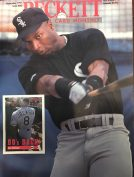 #80 November 1991-Bo Jackson Baseball Becketts