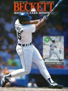 #81 December 1991-Cecil Fielder Baseball Becketts