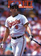 #84 March 1992-Cal Ripken Jr. Baseball Becketts