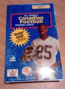 1991 All World Canadian Football - CFL