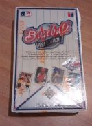 1991 Upper Deck High Series Baseball Hobby Box