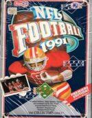 1991 Upper Deck NFL Football