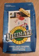 1991 Ultimate Draft Picks Hockey Box2