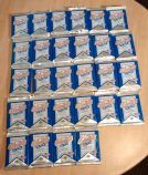 1991 Upper Deck Baseball - 28 Wax Packs