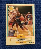 1990-91 Fleer TIM HARDAWAY #63 RC