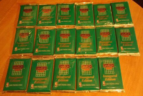 1990-91 Skybox Basketball Series 2 - 17 Packs