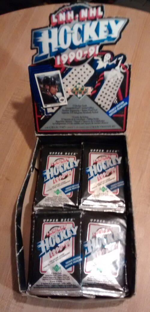 1990-91 Upper Deck Hockey Box02