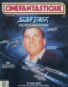 CINEFANTASTIQUE MAGAZINE - VOLUME 22 #3