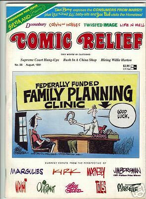1991 Comic Relief #26