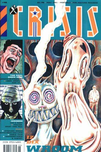 1991 Crisis #58