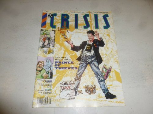1991 Crisis #61