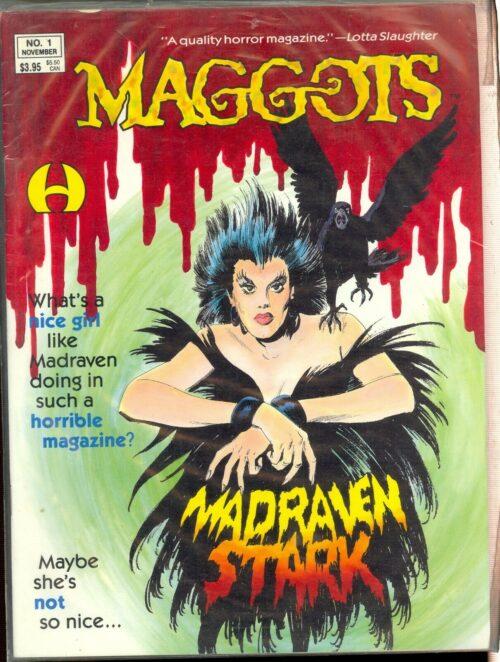 1991 Maggots #1