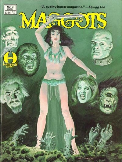 1991 Maggots #3