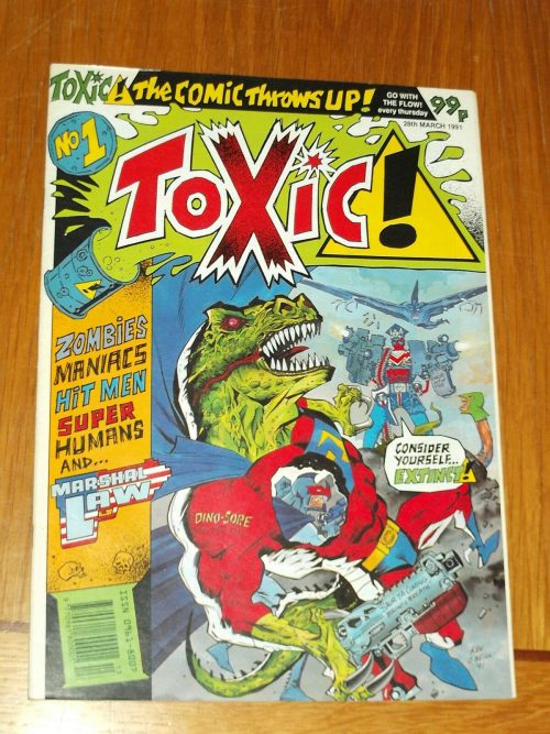 1991 Toxic #1