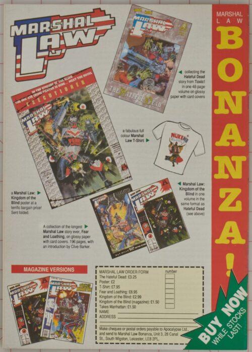 1991 Toxic #11(02)