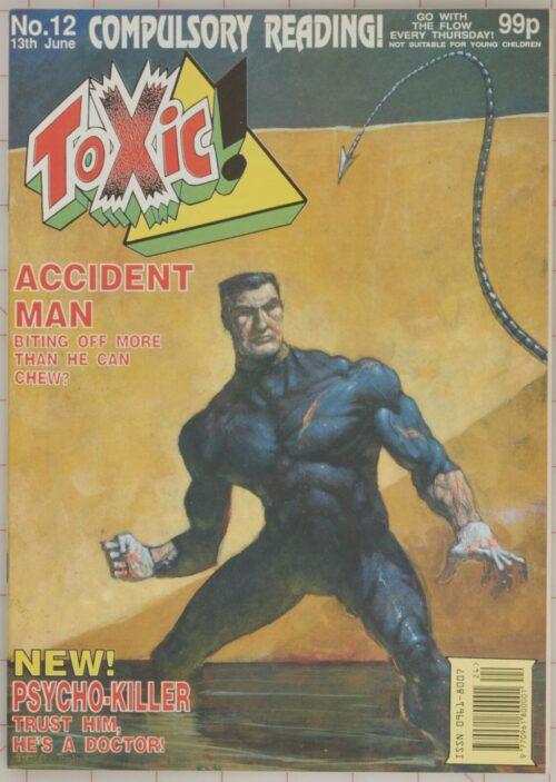1991 Toxic #12