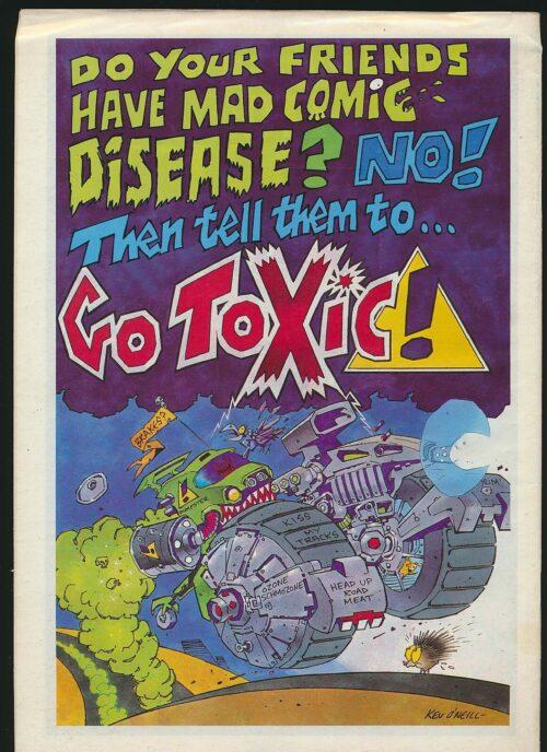 1991 Toxic #1(2)