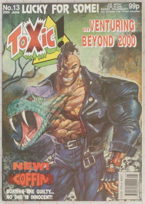 1991 Toxic #13