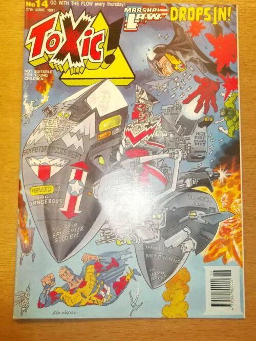 1991 Toxic #14