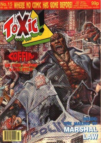 1991 Toxic #15