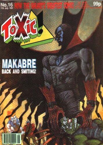 1991 Toxic #16