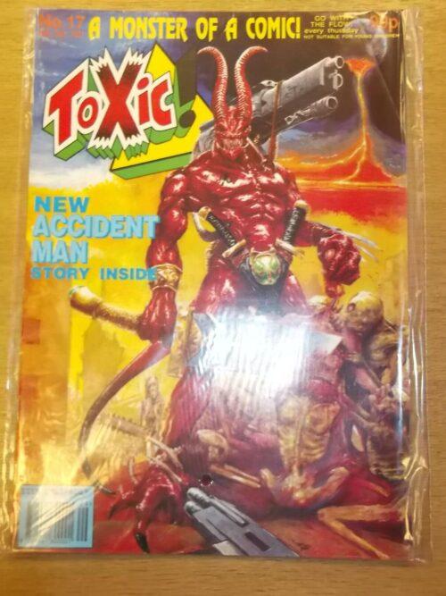 1991 Toxic #17