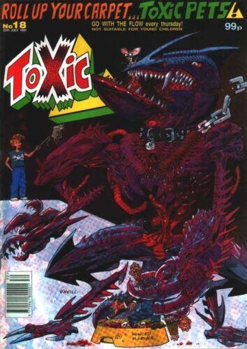 1991 Toxic #18