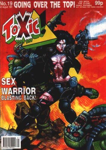 1991 Toxic #19