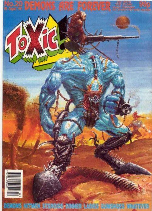1991 Toxic #20