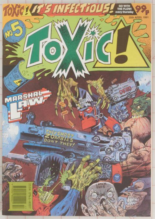 1991 Toxic #5