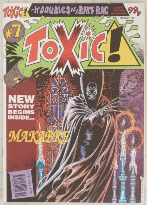 1991 Toxic #7
