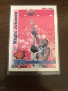 1992-93 NBA Hoops Promos Magic Johnson