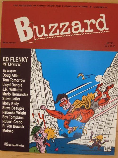 1992 Buzzard #6