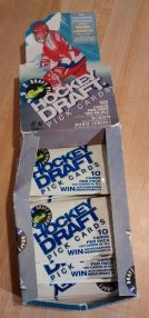 1992 Classic Draft Pick Cards Box02