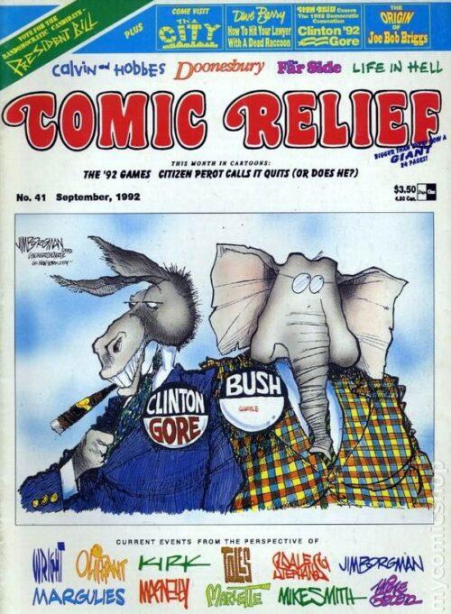 1992 Comic Relief #41
