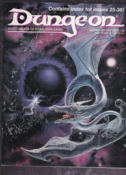 1992 Dundeon #36